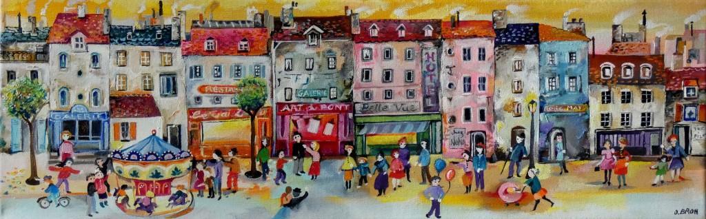Rue Paul Flandrinreduit
