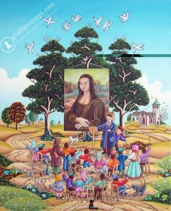 L'école de Mona Lisa