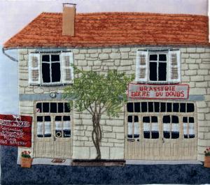 APAOLAZA Martine-La brasserie du Doubs